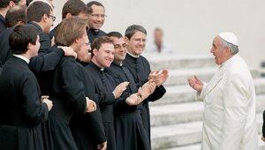 Zgorszenie celibatu i rewolucja Franciszka