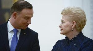 """Była prezydent Litwy zastąpi Tuska? """"To byłaby dobra kandydatura dla..."""