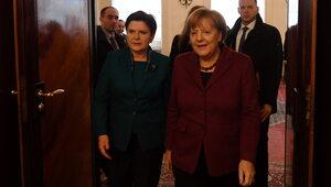 Wizyta Angeli Merkel, nowy dowódca generalny, kolejne zarzuty ws....