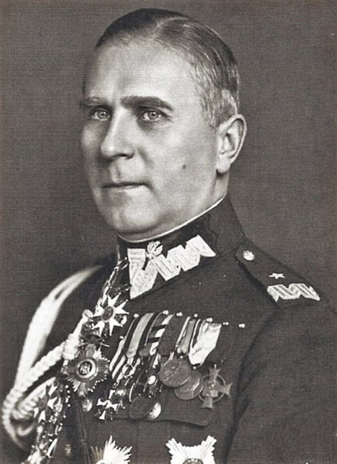 Generał Tadeusz Kutrzeba