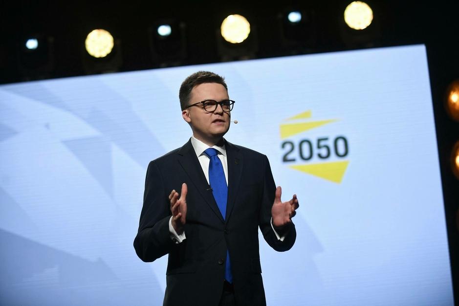 Kolejne transfery do Polski 2050. Suchoń dołącza do Hołowni