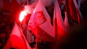 """""""My chcemy Boga"""". Wybranowski i Ziemkiewicz o haśle Marszu Niepodległości"""