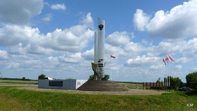 Pomnik bitwy podKoronowem