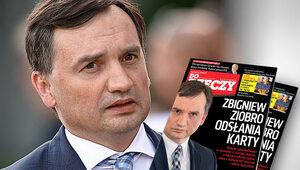 """""""Do Rzeczy"""" nr 39: Zbigniew Ziobro odsłania karty"""