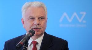 Wiceminister Kraska: Mamy już strategię na jesienną falę COVID-19
