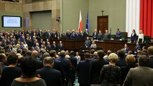 Sejm podjął uchwałę z okazji otwarcia Świątyni Opatrzności Bożej