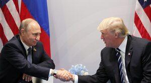 Czy Putin pogrąży Trumpa