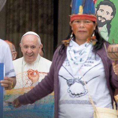 Kościół o twarzy Amazonii?
