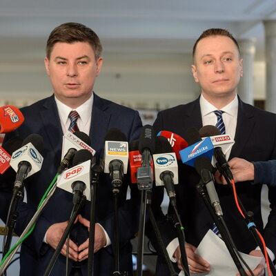 Grabiec o nagrodach dla ministrów: To skok na kasę