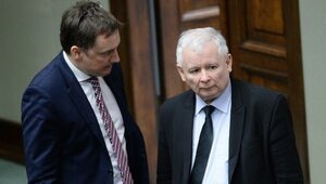 Kaczyński zwrócił się do Ziobry. Kulisy posiedzenia rządu
