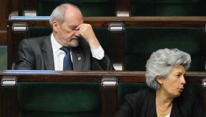 """""""Jej apel mocno wgniata w fotel"""". Była doradczyni prezydenta..."""