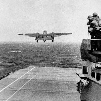 Zemsta za Pearl Harbor. Brawurowa misja Doolittle'a zszokowała Japończyków
