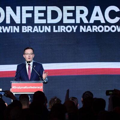"""Sąd Apelacyjny oddalił pozew Konfederacji przeciw """"Faktom"""" TVN"""