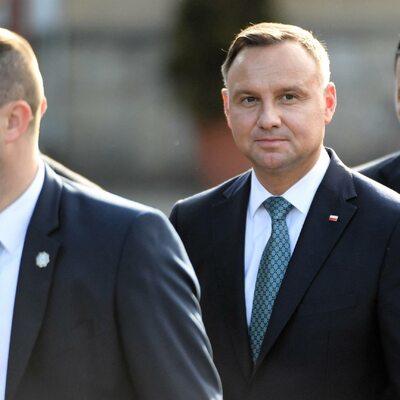 Brytyjczycy odmówili Andrzejowi Dudzie spotkania z panem Łukaszem