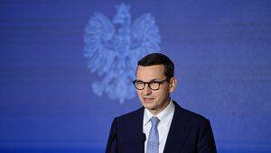 Premier Morawiecki: Powinniśmy to przemyśleć od nowa