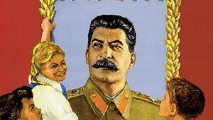 Niech żyje Stalin! Przemarsz komunistów przez centrum Madrytu