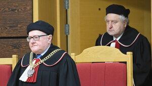 Biernata zapytano, czy jako sędzia TSUE nałożyłby kary na Polskę