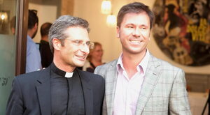 Krzysztof Charamsa – ksiądz gej Superstar