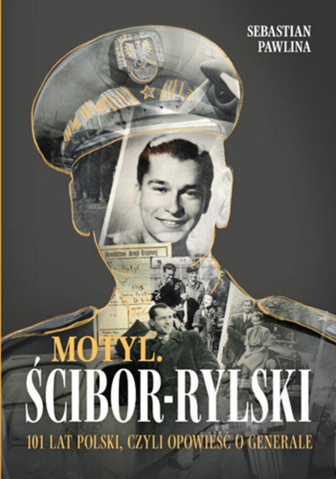 S. Pawlina, Motyl. Ścibor-Rylski, wyd. Znak Horyzont, 2021 – okładka