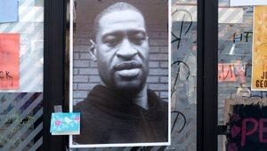 Śmierć George'a Floyda. Policjant uznany winnym morderstwa Afroamerykanina