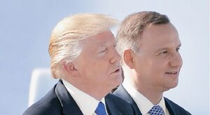 Najpierw Duda, potem Putin