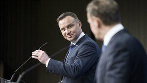 Duda, Morawiecki i Tusk – to im ufają Polacy