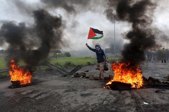 Starcia wStrefie Gazy