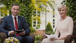 """Narodowe Czytanie """"Quo Vadis"""". Para Prezydencka zachęca dolektury"""