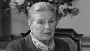 Nie żyje Eugenia Herman. Popularna aktorka miała 92 lata