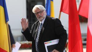 """Waszczykowski ma nową funkcję w europarlamencie. """"Doceniono mnie"""""""