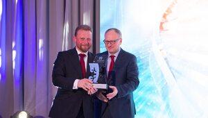 Minister Łukasz Szumowski z nagrodą główną Wizjoner Zdrowia 2019