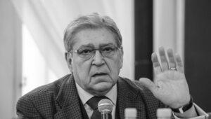 Nie żyje Jacek Kondracki. Wybitny adwokat miał 78 lat
