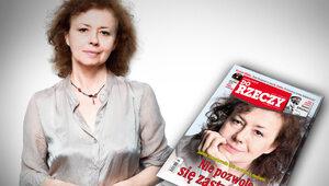 """Szczepkowska dla """"Do Rzeczy"""": to jest wojna o poziom kraju"""