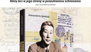 Nowość Wydawnictwa AA: Chiune Sugihara. Konsul, który ratował Żydów