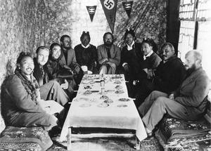 W poszukiwaniu rasy panów. Heinrich Himmler i wyprawa Niemców do Tybetu