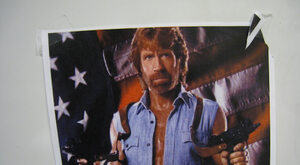 Donald Trump jak Chuck Norris