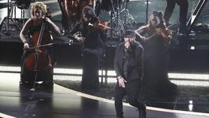 Eminem niespodzianką Oscarów. Scorsese prawie zasnął na jego występie