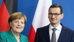 Rzecznik rządu: Morawiecki rozmawia z Merkel