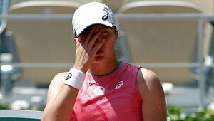 Iga Świątek przegrała ćwierćfinał Rolanda Garrosa i odpadła z turnieju