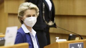 Von der Leyen: Mamy 100 mln zaszczepień w Unii Europejskiej