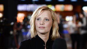Kulig z Europejską Nagrodą Filmową. Reakcja aktorki wywołuje uśmiech