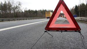 Poważny wypadek pod Ostrołęką. Jedna osoba nie żyje, kilkanaście zostało...