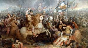Bastard Zdobywca. Lądowanie Wilhelma i bitwa pod Hastings