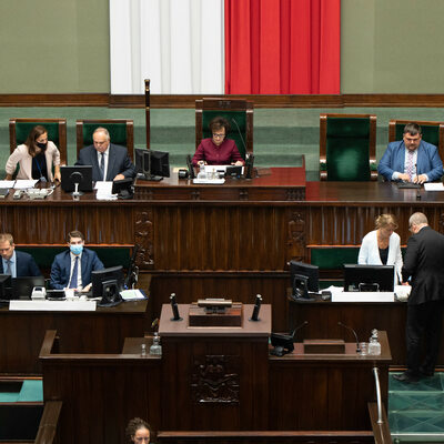 Nie będzie obchodów żydowskiego święta w Sejmie