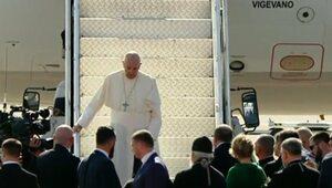 """Papież z pielgrzymką w Gruzji. """"Wspierajcie mnie"""""""