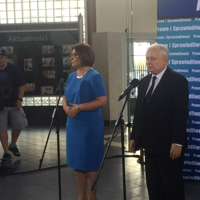 Kaczyński po Radzie Programowej PiS: To będzie kierownictwo kontynuacji
