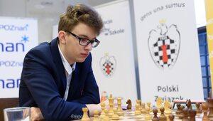 20-letni Polak wicemistrzem świata w szachach