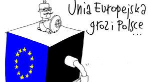 Unia grozi Polsce