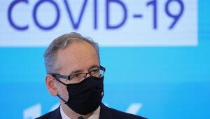Jest wynik testu ministra zdrowia na COVID-19