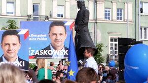 Co różni wyborców Dudy i Trzaskowskiego? Znamienny sondaż